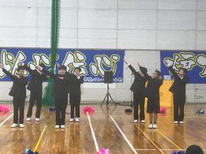 翔凜中学校ダンス発表会実施!