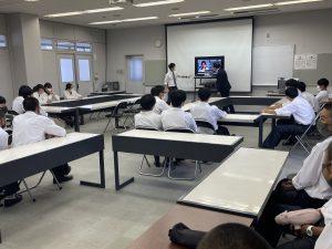 【翔凜高等学校】コロナに負けるな!高校1年のクラスメイト(留学生)との交流